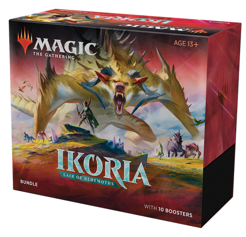 MTG: Ikoria - Lair of Behemoths Bundle