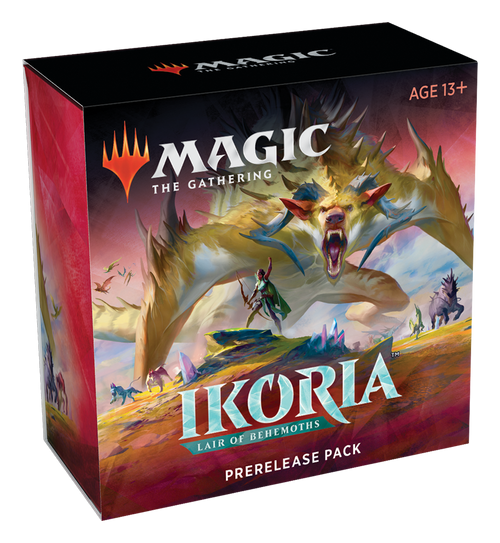MTG: Ikoria - Lair of Behemoths Pre-release Pack
