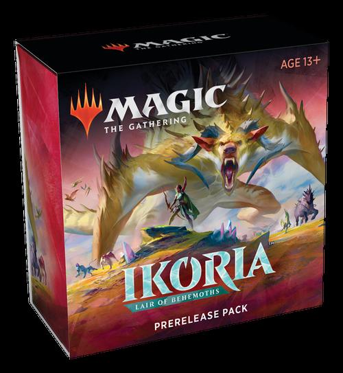 MTG: Ikoria - Lair of Behemoths Pre-release Pack
