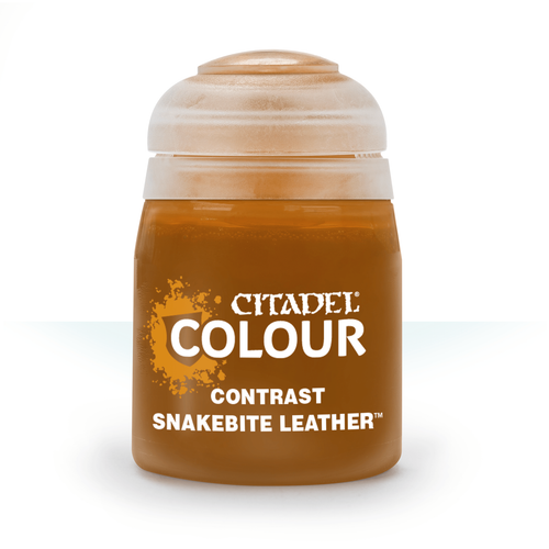 Citadel Colour: Contrast: Snakebite Leather (18ml)