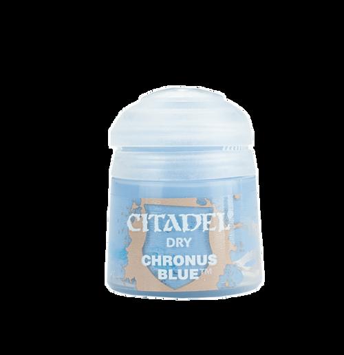 Citadel Colour: Dry: Chronus Blue