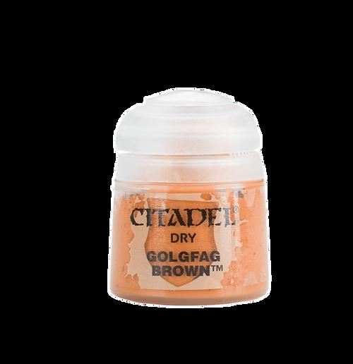 Citadel Colour: Dry: Golgfag Brown