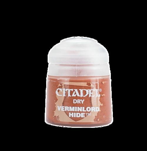 Citadel Colour: Dry: Verminlord Hide