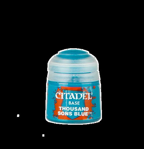 Citadel Colour: Base: Thousand Sons Blue