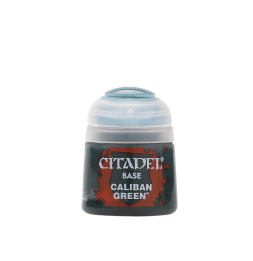 Citadel Colour: Base: Caliban Green