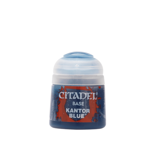 Citadel Colour: Base: Kantor Blue