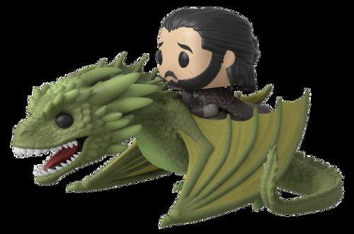 Pop Game Of Thrones: Jon Snow With Rhaegal #67