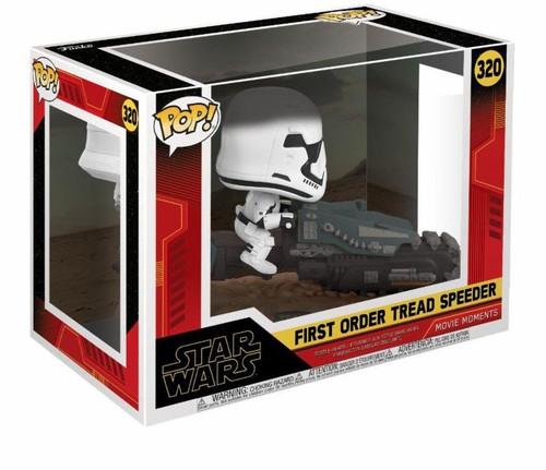 Pop Star Wars: Rise Of Skywalker - Tread Speeder #320