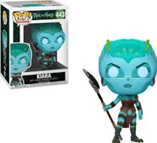 Pop Rick & Morty: Kiara #443