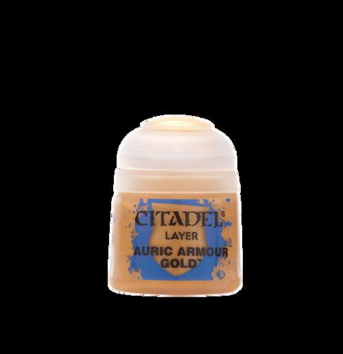 Citadel Colour: Layer: Auric Armour Gold