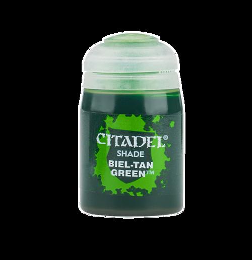 Citadel Colour: Shade: Biel-Tan Green (24ml)