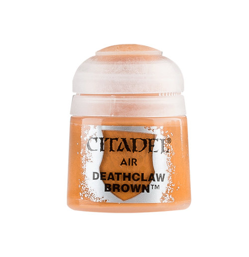 Citadel Colour: Air: Death Claw Brown