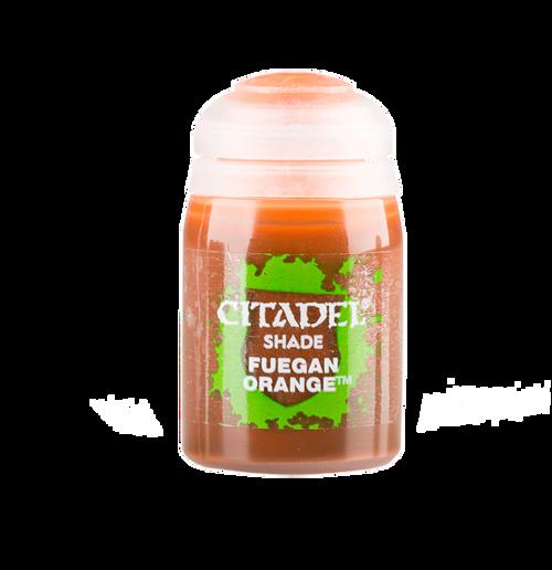 Citadel Colour: Shade: Fuegan Orange (24ml)