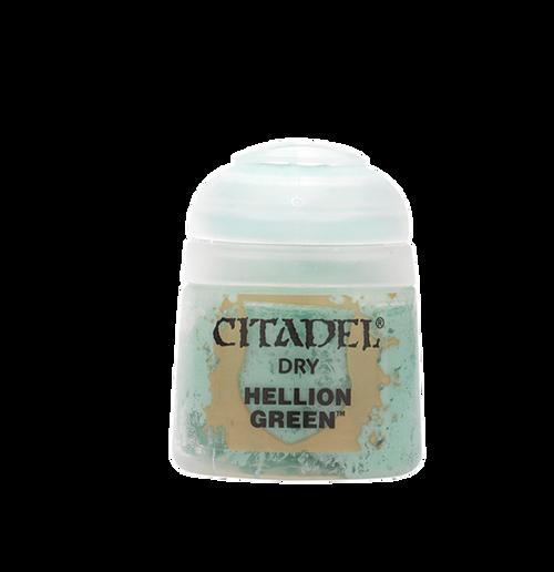 Citadel Colour: Dry: Hellion Green