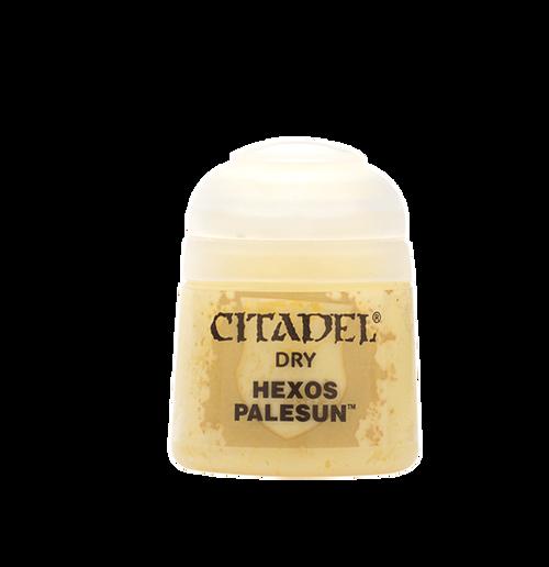 Citadel Colour: Dry: Hexos Palesun