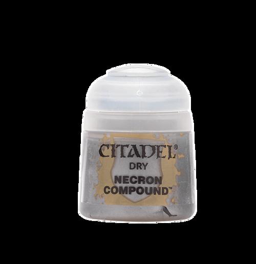 Citadel Colour: Dry: Necron Compound