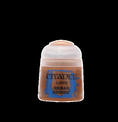 Citadel Colour: Layer: Skrag Brown
