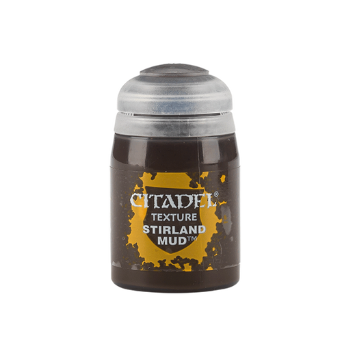Citadel Colour: Texture: Stirland Mud (24ml)