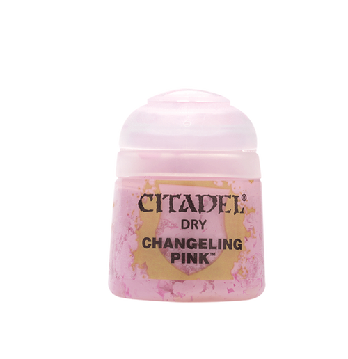 Citadel Colour: Dry: Changeling Pink