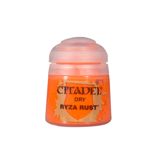 Citadel Colour: Dry: Ryza Rust