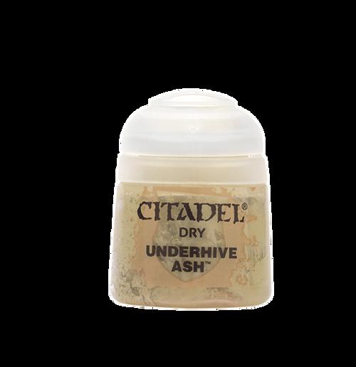 Citadel Colour: Dry: Underhive Ash