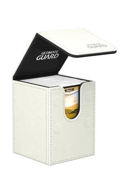 Ultimate Guard Flip Deck Case 100+ Standard Size White