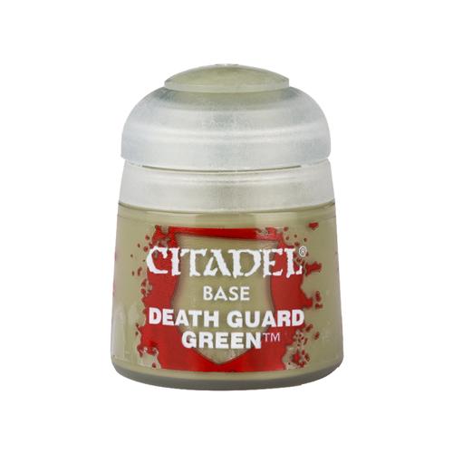 Citadel Colour: Base: Death Guard Green