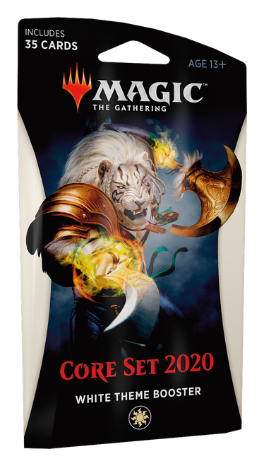 MTG: Core Set 2020 Theme Booster (Choose Colour)