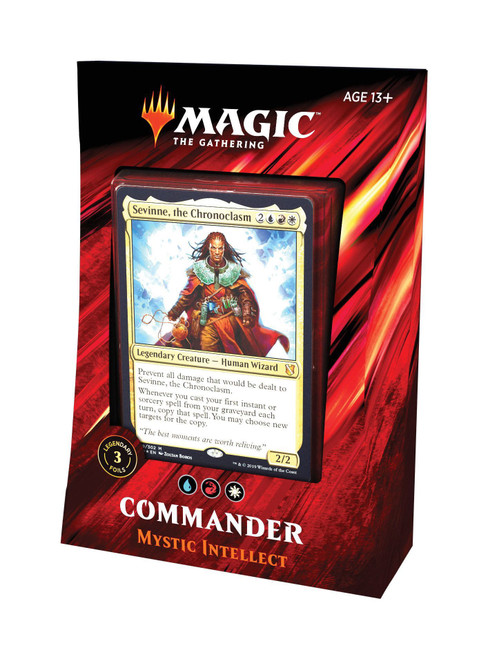 MTG: Commander 2019 Mystic Intellect