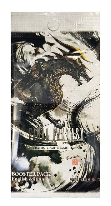 Final Fantasy Tcg: Opus 8 Booster