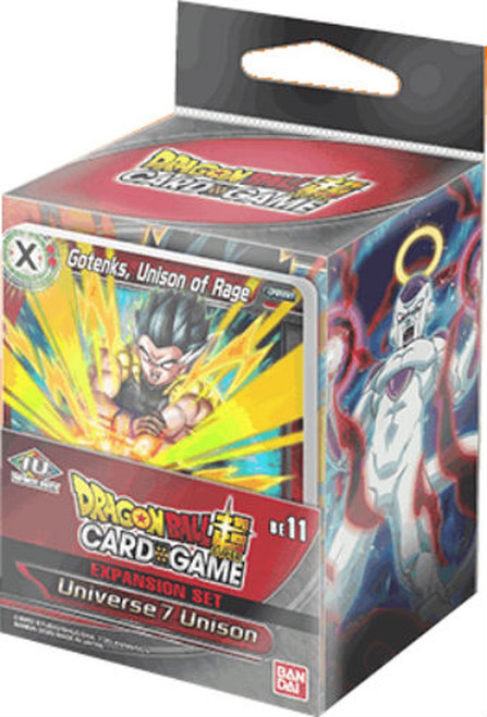 Dragon Ball Super CG: Expansion Deck Set (Universe 7 Unison)
