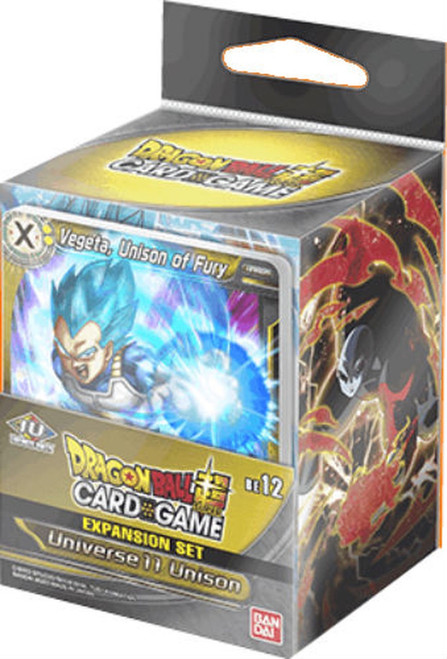 Dragon Ball Super CG: Expansion Deck Set (Universe 11 Unison)