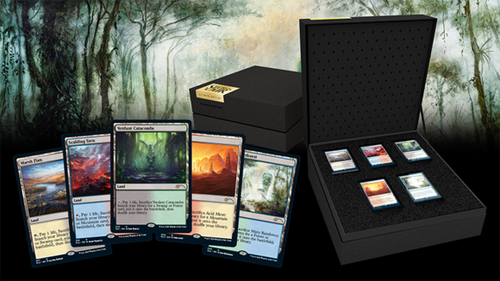 MTG: Secret Lair Ultimate Edition: The Enemy Fetch Lands
