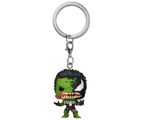 Pocket Pop Marvel: Venom Hulk Keychain