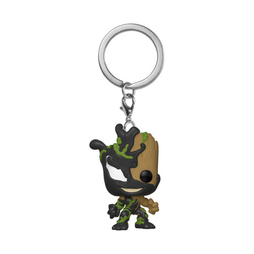 Pocket Pop Marvel: Venom Groot Keychain
