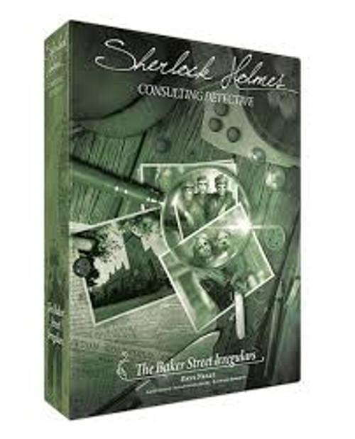 The Baker Street Irregulars - Sherlock Holmes: Consulting Detective