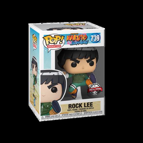 POP Animation: Naruto - Rock Lee #739