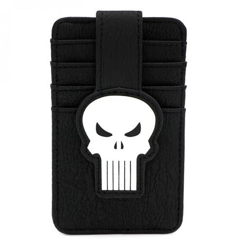 Marvel by Loungefly Card Holder Punisher Skull