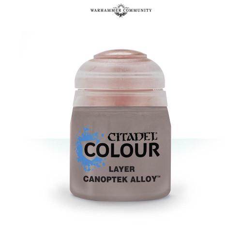 Citadel Colour: Layer: Canoptek Alloy
