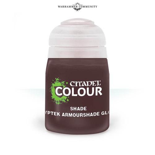 Citadel Colour: Shade: Cryptek Armourshade Gloss (18ml)