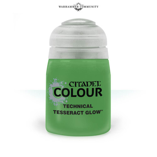 Citadel Colour: Technical: Tesseract Glow (18ml)