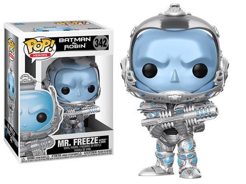 Pop Batman & Robin: Mr. Freeze #342