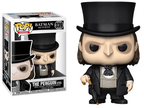 Pop Batman Returns: Penguin #339