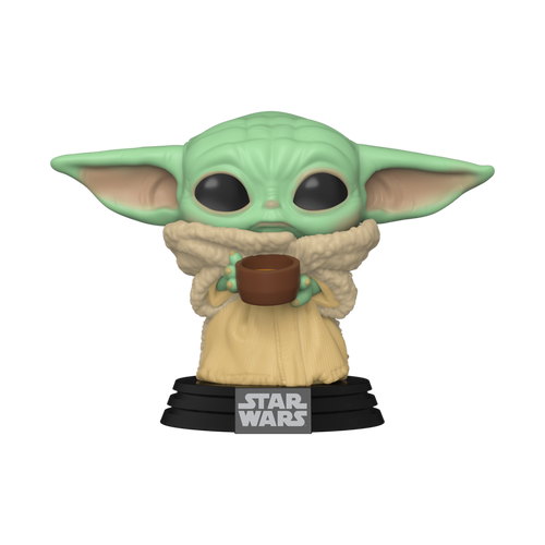 Funko POP! Vinyl: Star Wars: The Child With Cup #378