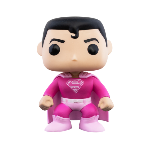 Pop Breast Cancer Awareness: Superman #349