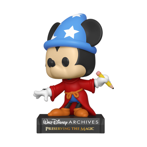 Pop Disney Archives: Sorcerer Mickey #799