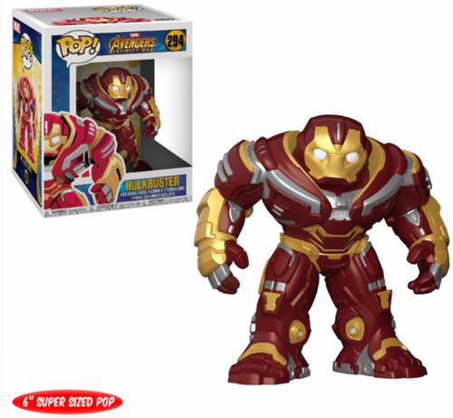 Pop Infinity War: Hulkbuster #294