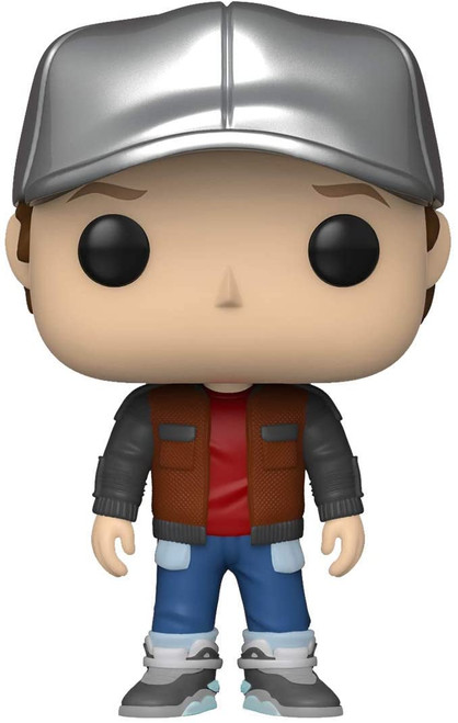 Funko POP! Vinyl: Back to the Future - Marty in Future Outfit #962