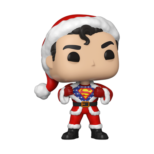 Pop DC Holiday: Superman with Sweater #353