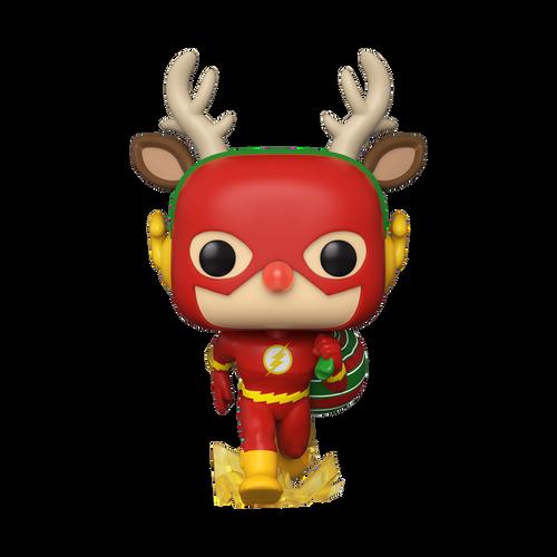 Pop DC Holiday: Rudolph Flash #356